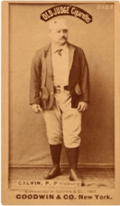 19th Century Baseball Cards Offer Look at Dawn of the Pro Game