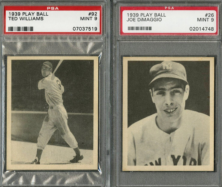 2 Reasons To Choose Graded Baseball Cards Vintage Graded