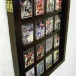 Display case graded cards