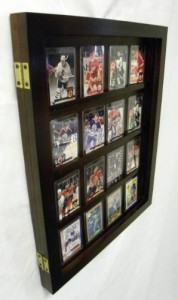 Display Cases for Graded Baseball Cards