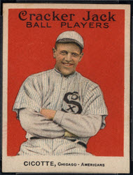 1915 Cracker Jack Baseball Cards:  5 Underrated Gems