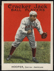 Harry Hooper 1915 Cracker Jack