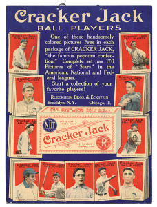 1915 Cracker Jack Poster