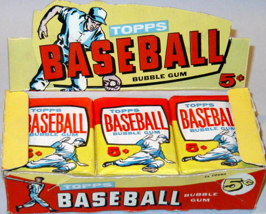 Sell Your Old Baseball Cards